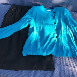 Saks fifth avenue dress suit